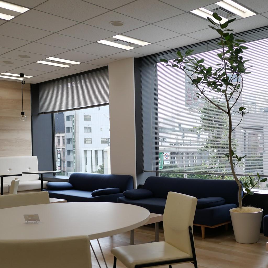 渋谷区オフィスの事例です。