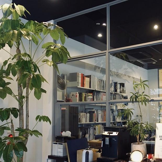 横浜のオフィスの事例です。