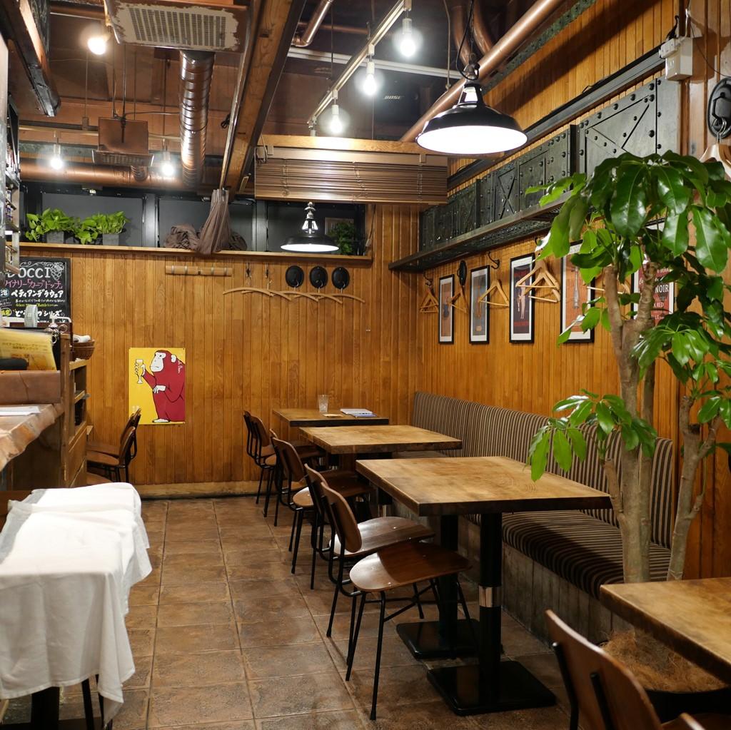 赤坂のレストラン事例です。