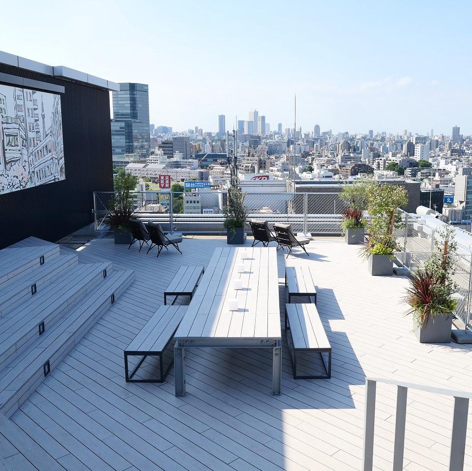 千代田区のビルの事例です。