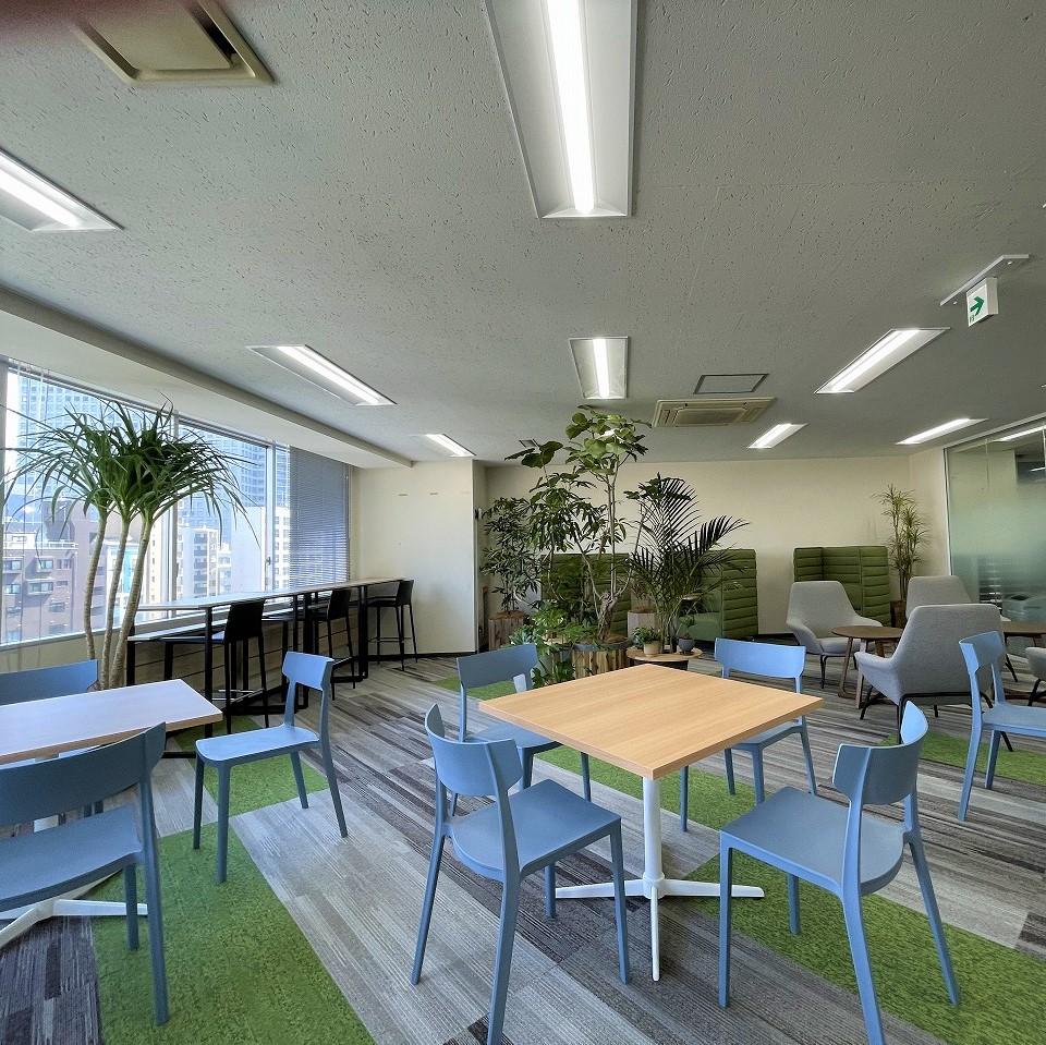 日本橋のオフィスの事例です。
